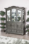 Alpena Gray Hutch & Buffet