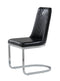 Black Set Of 2 Dining Chairs D1067DC-BL image