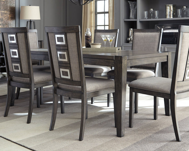 Chadoni Signature Design by Ashley Dining Table image