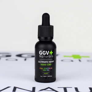 Ultimate Hemp 1000mg CBD Oil 1oz-GGVNaturals