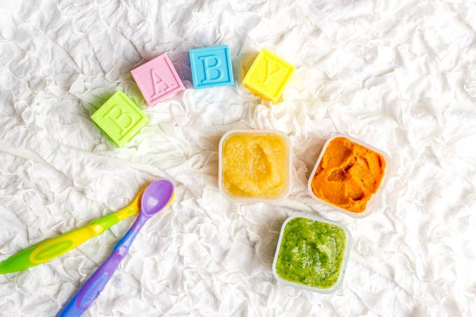 32 of the best baby puree recipes