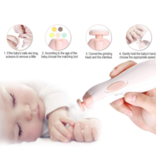Gentle Baby Nail Trimmer - TadaBaby