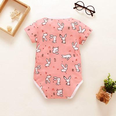 Baby Easter Day Rabbit  Romper Jumpsuit