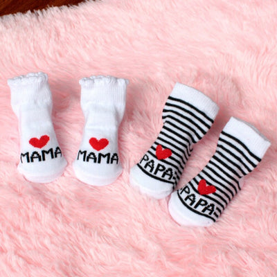Boy Girl Slip-resistant Floor Socks