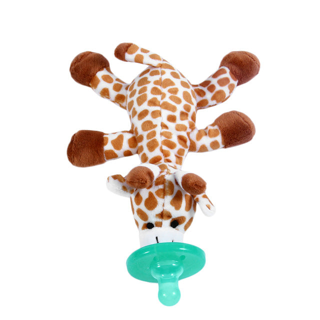 Animal Baby Pacifier - TadaBaby