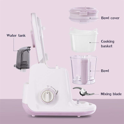 5 In 1 Multifunctional Baby Food Processor - TadaBaby