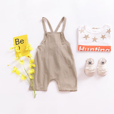 Toddler Sleeveless Bodysuit - TadaBaby