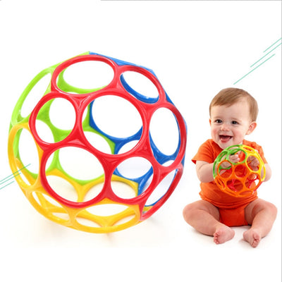 Soft Colorful Ball - TadaBaby
