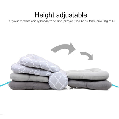 Breastfeeding Multifunction Nursing Pillow - TadaBaby