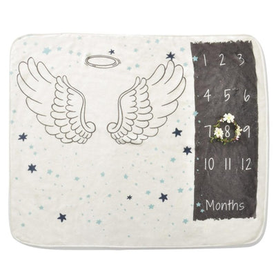Angel Wings Background Blanket For Shooting - TadaBaby