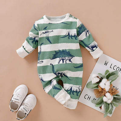 Baby Boys Cotton Romper - TadaBaby