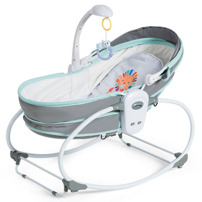 5 in 1 Portable Baby Rocking Bassinet - TadaBaby