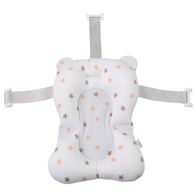 Baby Bath Tub Seat With Safety Pillow - TadaBaby