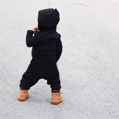 Baby Mini Boss Hoodie JumpSuit Outfits