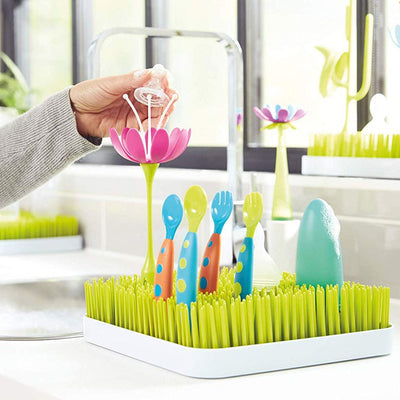 Large Multi Size Baby Bottle Drying Rack - TadaBaby