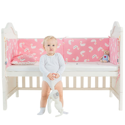 Baby Bed Bumpers Protector - Length 120cm/130cm - TadaBaby