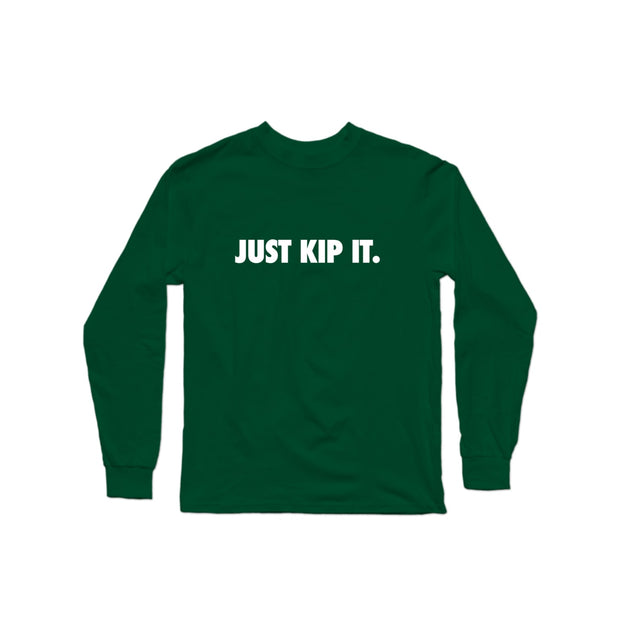 SWEATGOODS Just Kip It Long Sleeve Tee - Men's