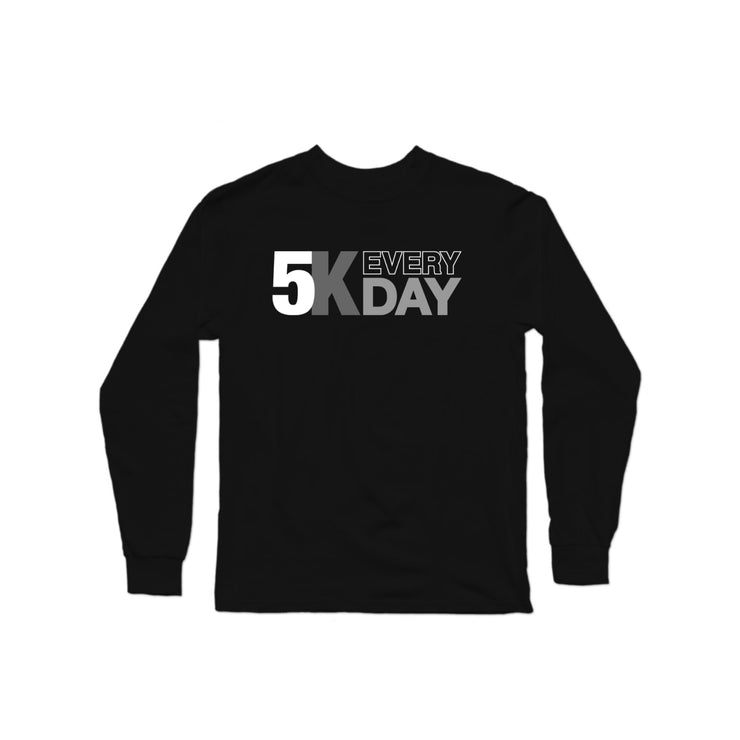 SWEATGOODS 5K Every Day Long Sleeve Tee - Men's