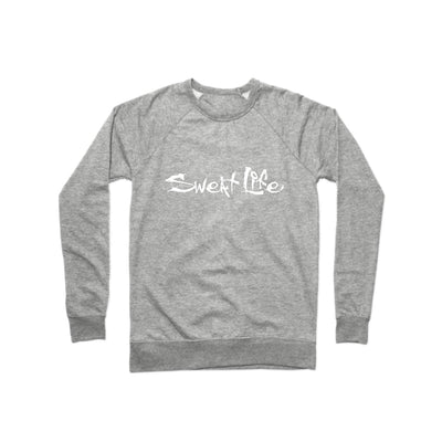 SWEATGOODS Sweat Life Bold French Terry Crew - Unisex