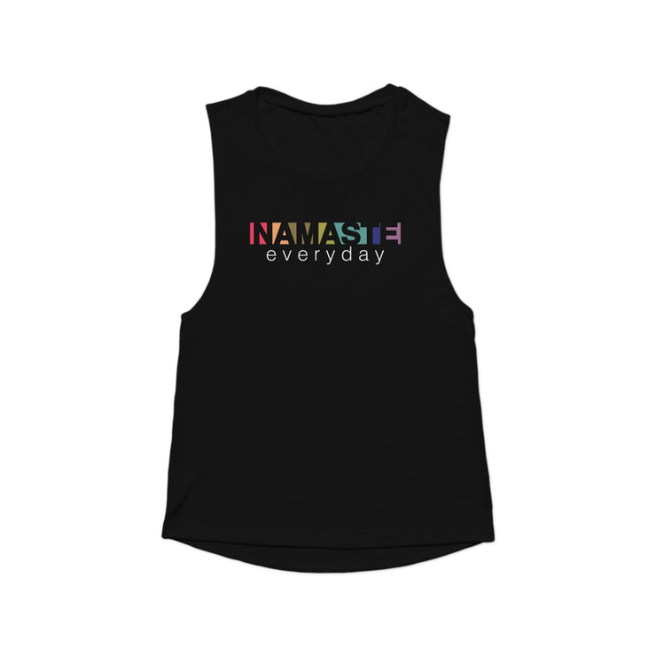 SWEATGOODS Namaste Everyday Muscle Tank - Women's