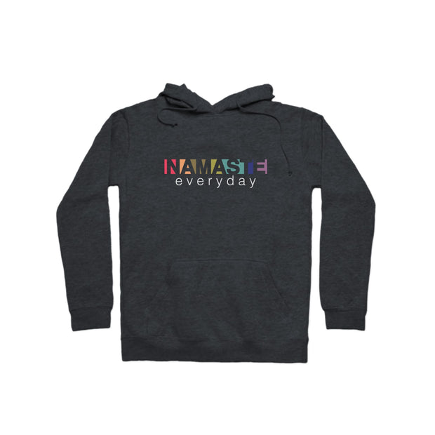 SWEATGOODS Namaste Everyday Heavyweight Hoodie - Unisex