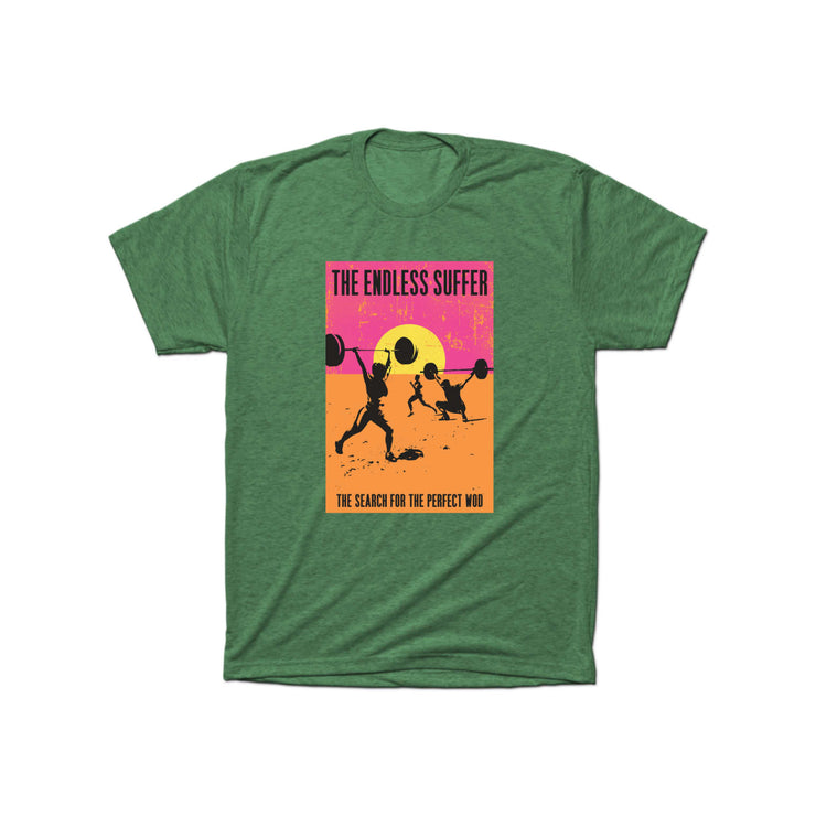 SWEATGOODS The Endless Suffer Triblend Tee - Men's