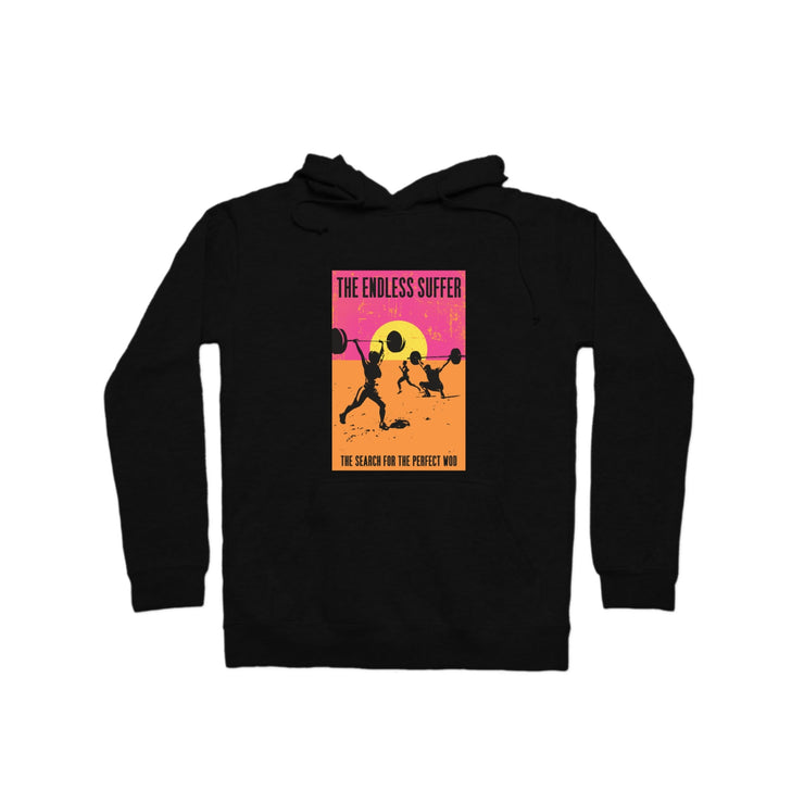 SWEATGOODS The Endless Suffer Heavyweight Hoodie - Unisex