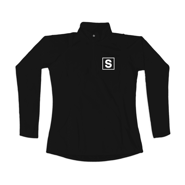 SWEATGOODS Official Logo Gear Performance Pullover