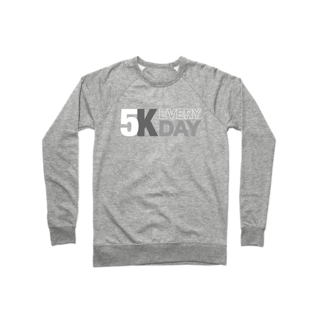 SWEATGOODS 5K Every Day French Terry Crew - Unisex