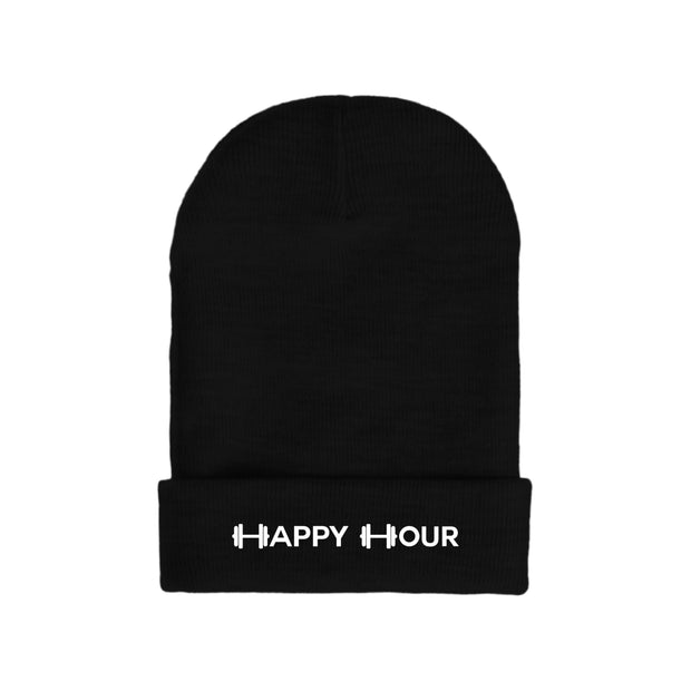SWEATGOODS Happy Hour Beanie Winter/Beanie Hats