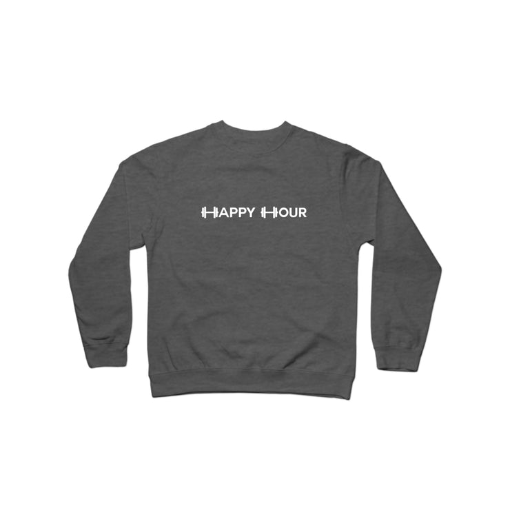 SWEATGOODS Happy Hour Heavyweight Crew - Unisex