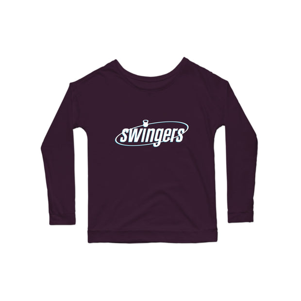 SWEATGOODS Swingers Premium Scoop LS - Women's