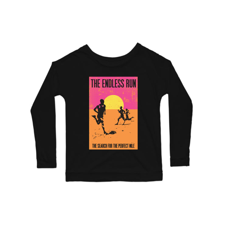 SWEATGOODS The Endless Run Longsleeve Shirt