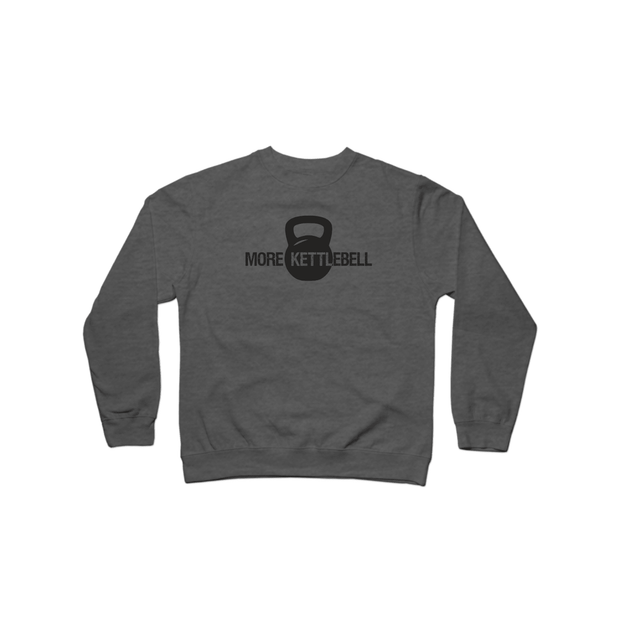 SWEATGOODS More Kettlebell Heavyweight Crew - Unisex