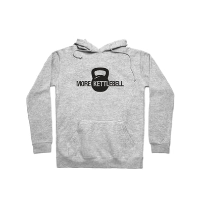 SWEATGOODS More Kettlebell Heavyweight Hoodie - Unisex
