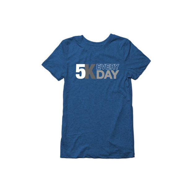 SWEATGOODS 5K Every Day Triblend Tee - Women's