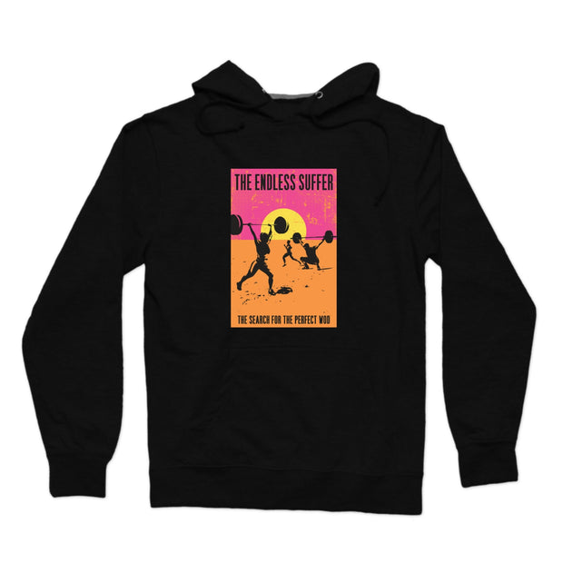 SWEATGOODS The Endless Suffer Pullover Hoodie - Unisex
