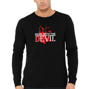 SWEATGOODS Ridin With The Devil Premium LS - Men's