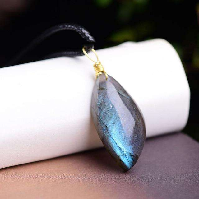 Necklace For Luck - Labradorite
