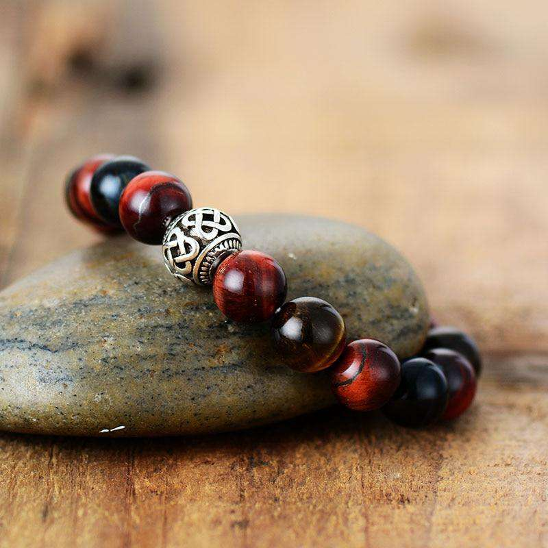 Bead Bracelet for Passion - Tiger's Eye