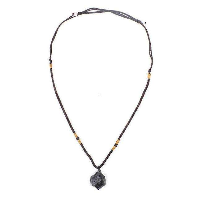 Necklace for Protection - Black Tourmaline