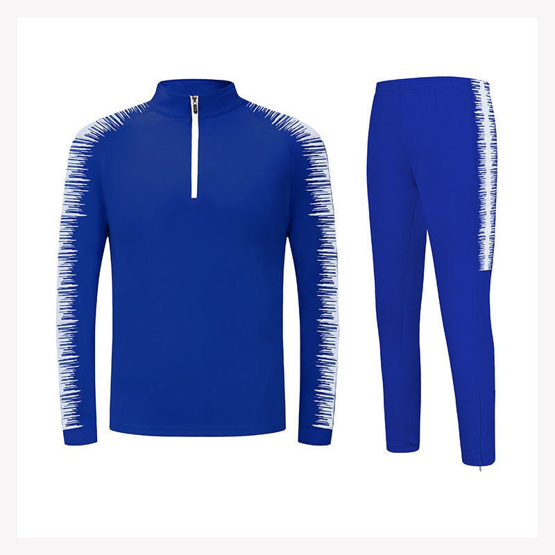 trainingspak kind blauw