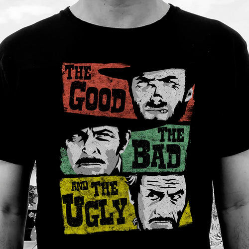 Camiseta de Clint Eastwood