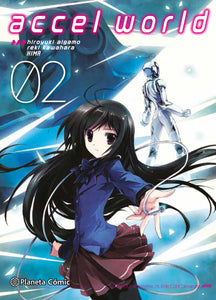 Tomos del manga de Accel World