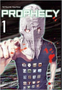 Tomos del manga Prophecy