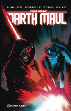 Tomo del cómic Star Wars Darth Maul (tomo)