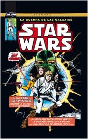 Tomo del cómic Star Wars Los años Marvel. Especial Roy Thomas