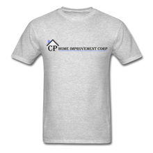 Load image into Gallery viewer, CP Home Improvement Tshirt - heather gray