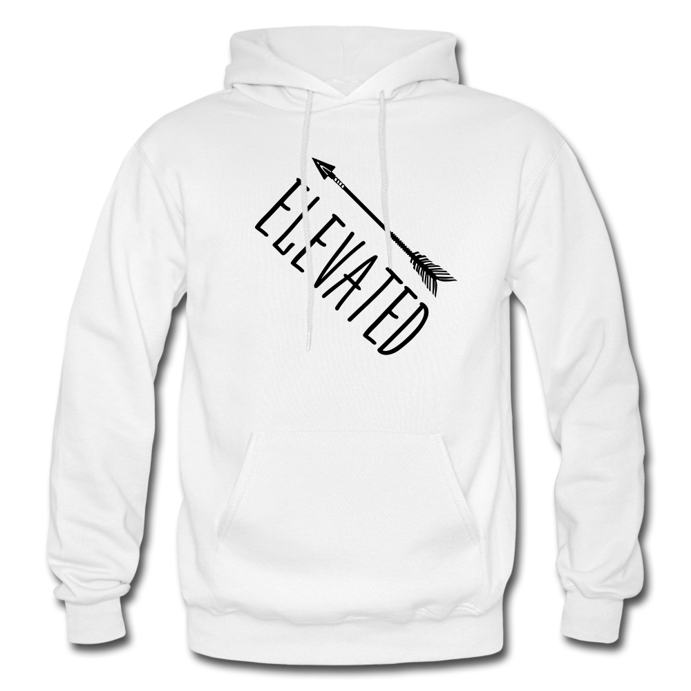 Elevated Hoodie - White - white