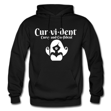 Load image into Gallery viewer, Curvident Hoodie - Black - black